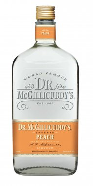 Dr. McGillicuddy's Peach