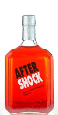 After Shock Cinnamon Liqueur