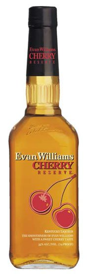 Evan Williams Cherry Reserve