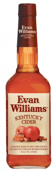 Evan Williams Kentucky Cider