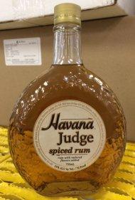 Havana Judge Spiced Rum