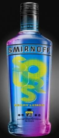 Smirnoff Sours Berry Lemon