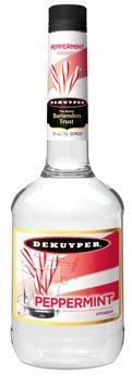 Dekuyper Blustery Peppermint Burst
