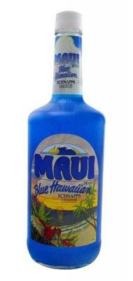 Maui Blue Hawaiian Schnapps