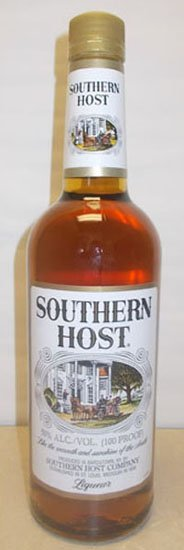 Southern Host Whiskey Liqueur