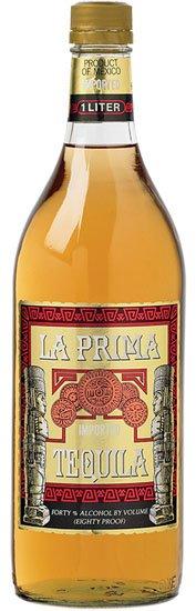 La Prima Tequila/gold