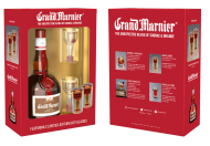 Grand Marnier w/2 Shot Glasses