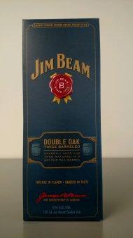 Jim Beam Double Oak in Gift Box