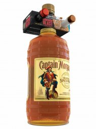 Captain Morgan w/50ml Cannonblast & Loconut