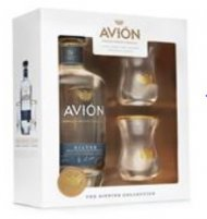 Avion Silver w Glasses