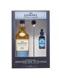 Glenlivet Founders Reserve w/Stir Spoon & Bitters