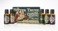 The Bitter Truth Cocktail Bar Pack