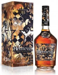 Hennessy VS VHILS Limted Edition Gift Box