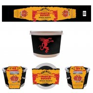 Fireball Cinnamon Whiskey Party Bucket