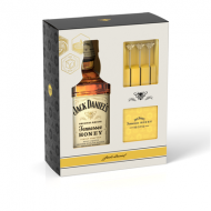 Jack Daniels Tennessee Honey w/Stir Sticks