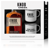 Knob Creek w/Mugs