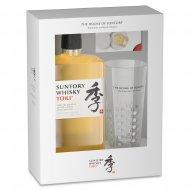 Suntory Toki w/Highball Glass
