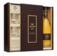 Avion Extra Anejo with Waterford Glasses