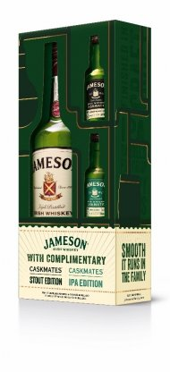 Jameson w/2-50mls