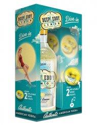Deep Eddy Lemon w/Drink Floats