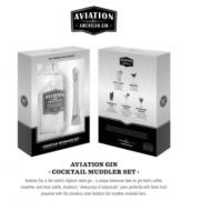 Aviation American Gin VAP w/ Muddler