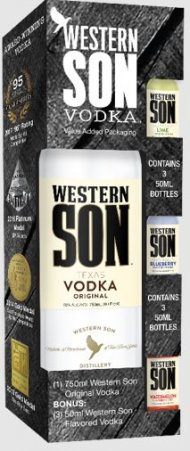 Western Son Original w/3-50ml