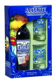 Absente Absinthe Refined w/2 Glasses
