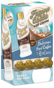 FrappaChata 100ml Mocha Dispenser Pack