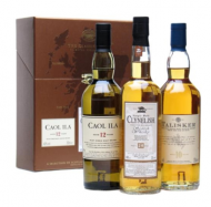Classic Malts - Coastal Pack 3x200ml