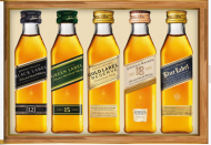 Johnnie Walker Mini Discovery Pack