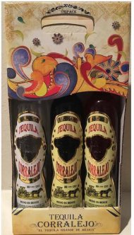 Corralejo Trio Tequila Package