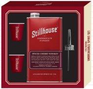 Stillhouse Spiced Cherry Whiskey w/Pour Spout & 2 Shot Cups