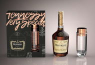 Hennessy VS w/Shaker