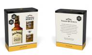 Jack Daniels Tennessee Honey w/2 Rocks Glasses