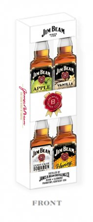 Jim Beam Mini Counter Unit