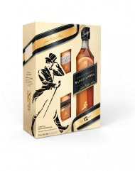 Johnnie Walker Black w/ 2x 50ml