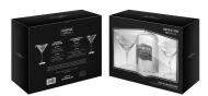 Aviation American Gin w/Martini Glasses