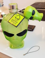 Outerspace Vodka w/Stress Ball