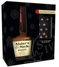 Makers Mark w/Socks