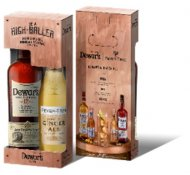 DEWAR''S 12 YR WITH GINGER ALE PACK