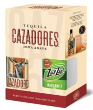 CAZADORES REPOSADO WITH MARGARITA MIX