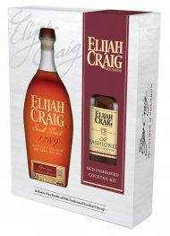 Elijah  Craig  Holiday  VAP w/ Old  Fashioned Cocktail Syrup