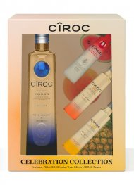 Cîroc Vodka w/50ml Peach, Pineapple & Watermelon