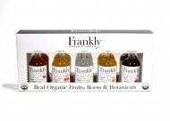 Frankly Organic Vodka 50ml Variety Pack Mini