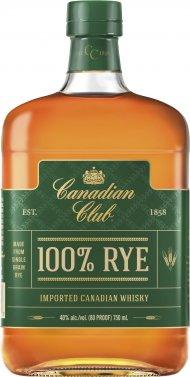 Canadian Club Rye