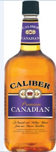 Caliber Canadian Whiskey