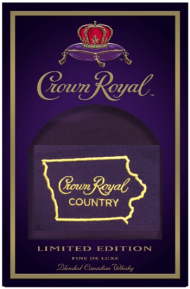 Crown Royal w/Alternate Bag