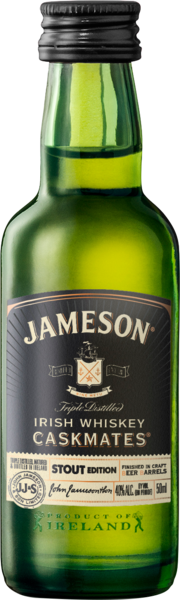 Jameson Caskmates Stout Mini