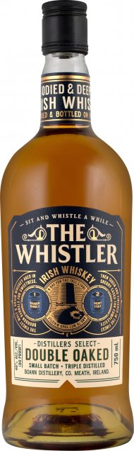 Whistler Double Oaked Irish Whiskey