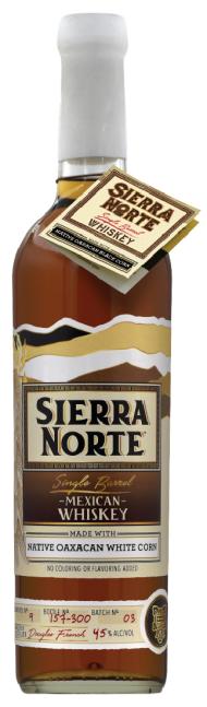 Sierra Norte Whiskey White Corn